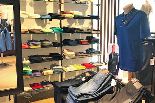 St. Croix Shop in Eli Thomas Menswear