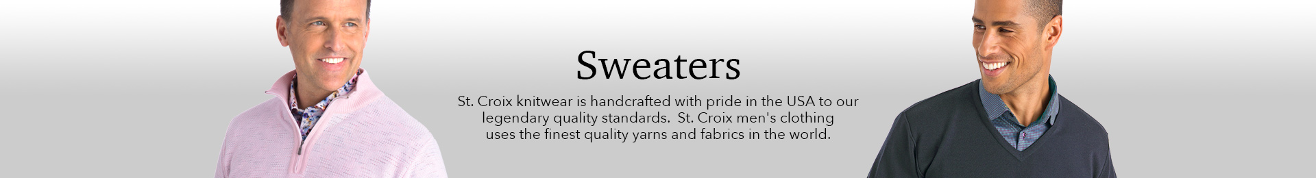 StCroix Sweaters